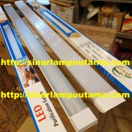 Lampu Plafon LED Purification Fixture Prismatik 28W dan Polos Susu 54W
