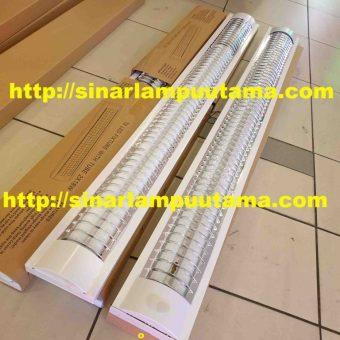 Kap TL T8 RM Grill 2x18w LED Outbow 120cm