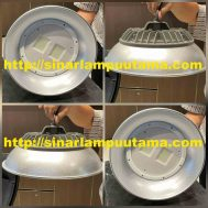 Lampu Gantung LED High Bay 100W