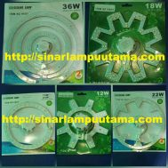 Lampu Plafon LED Ring
